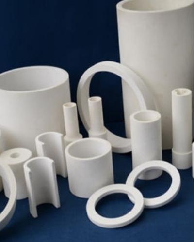 Wear Resistant 92 Alumina Ceramic Pipe