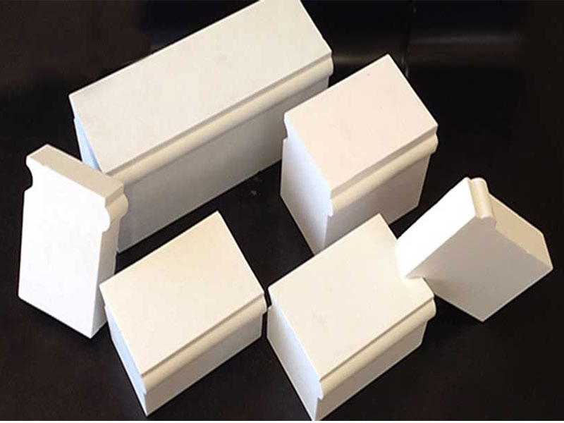 HIGH ALUMINA BRICKS LINING