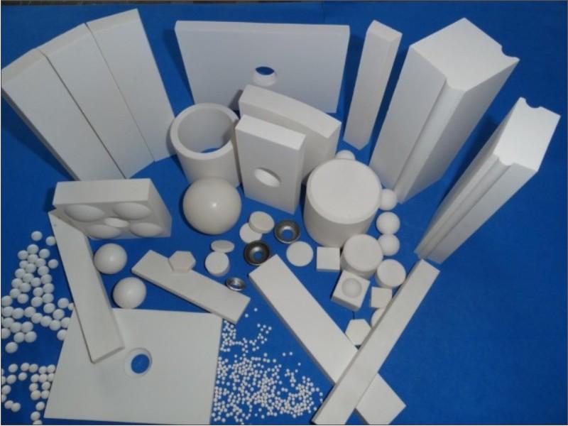 Alumina Ceramic Shaped products