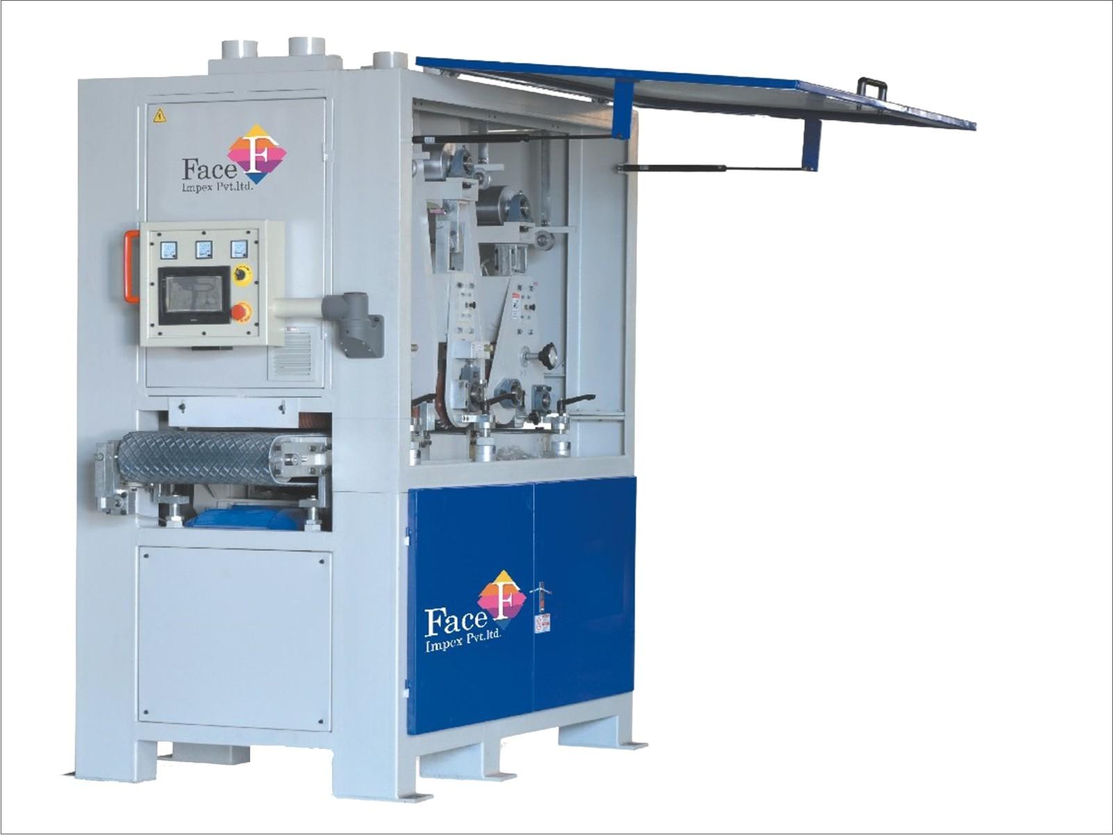 Biscuit Polishing Machine