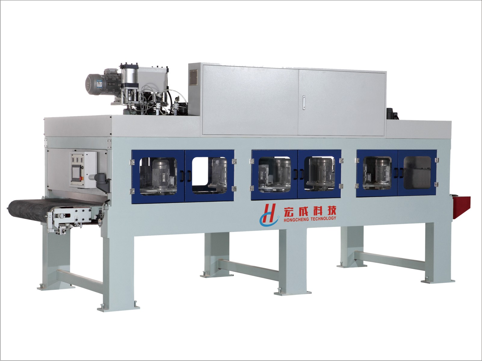 GVT GREEN BODY THICHNESS POLISHING MACHINE