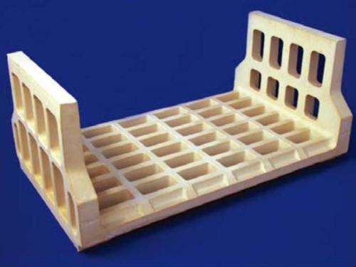 Heavy Clay Kiln Furniture