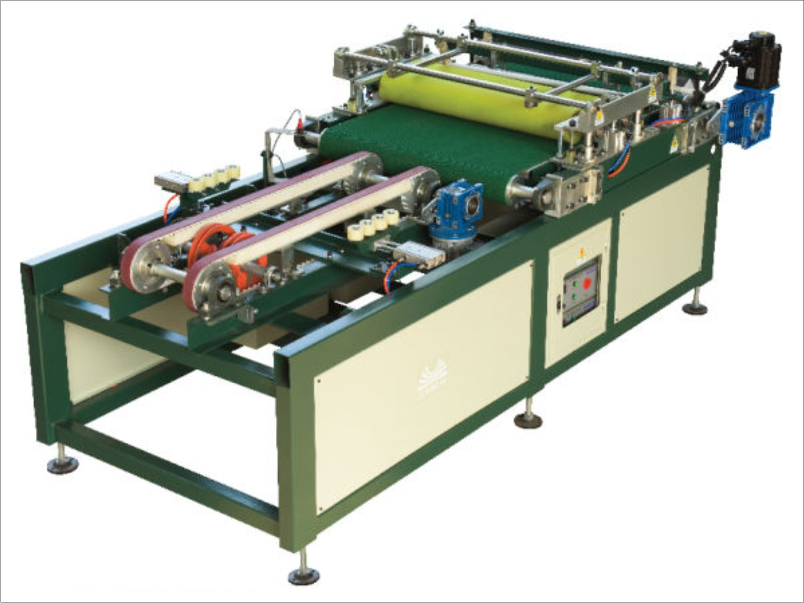 Paper Coating Machine For CeramicTile