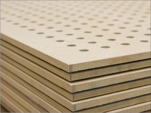 Solid Perforated batts