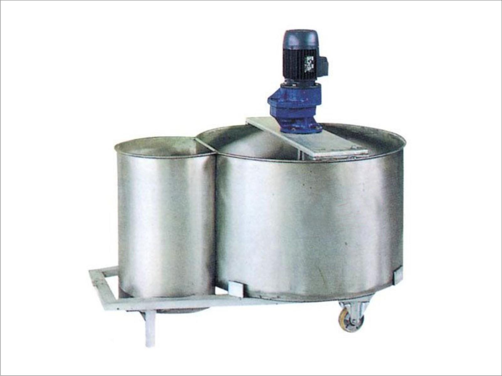 Feeding Glaze Tank