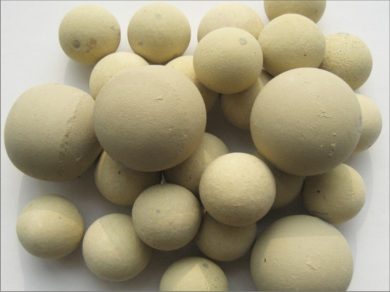 Medium alumina ceramic ball for Grinding
