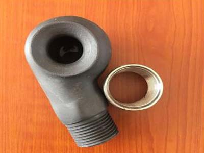 Clean Heavy Oil Furnace Burner Nozzle