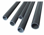 SISIC Industrial reaction bonded silicon carbide ceramic roller pipe