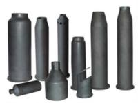 SISIC silicon carbide burner nozzle