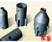 SiSiC radiant tubes